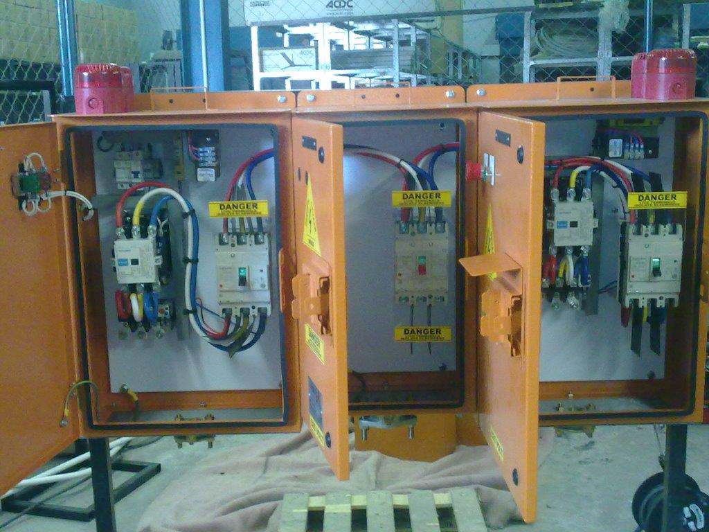 Products Services South African Distribution Board Wiring Trackless Mining Supplies